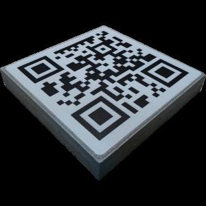 Signaaltegel - QR Code