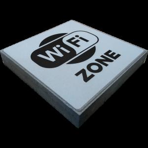 Signaaltegel - WiFi Zone
